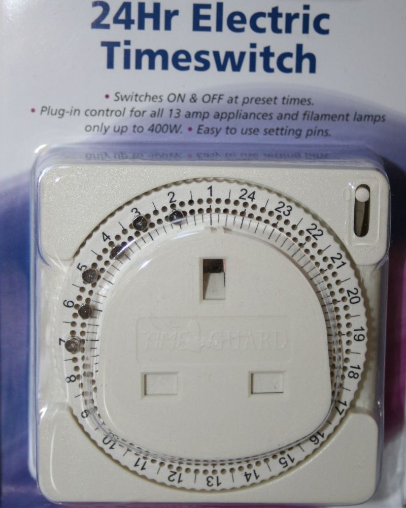 Wiring A Timer Switch Uk